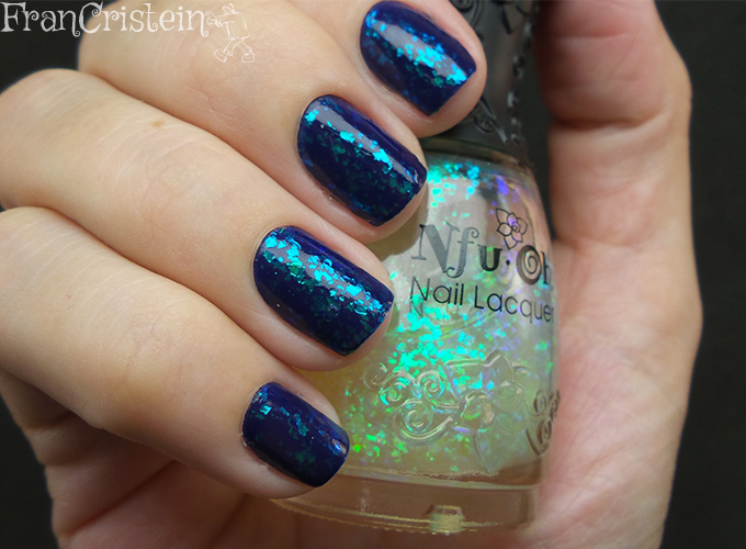 L.A. Girls Disco Brites + nfu-oh 40 (1)