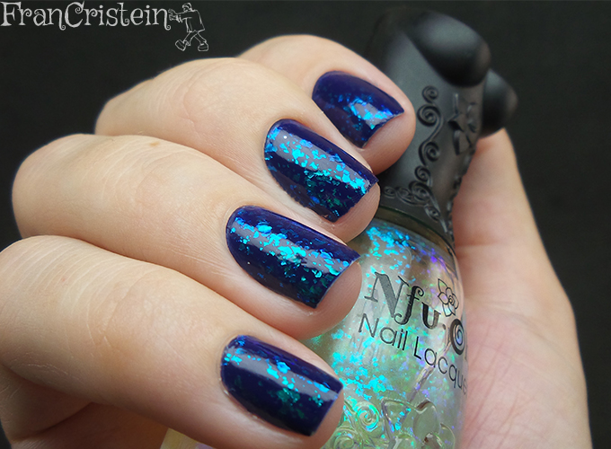 L.A. Girls Disco Brites + nfu-oh 40 (10)