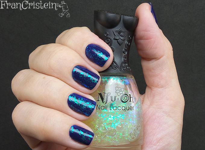L.A. Girls Disco Brites + nfu-oh 40 (11)