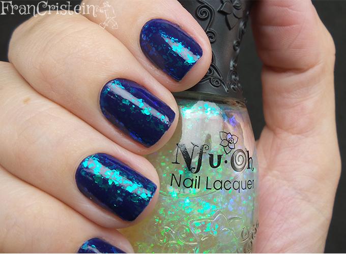 L.A. Girls Disco Brites + nfu-oh 40 (12)