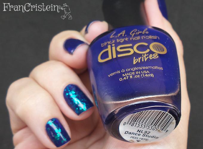 L.A. Girls Disco Brites + nfu-oh 40 (3)