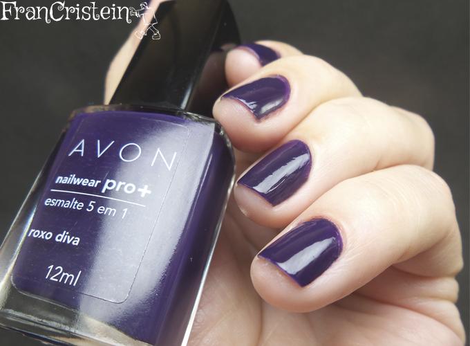 Avon Roxo Diva 3