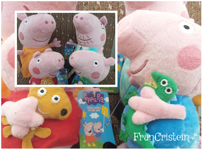 Aliexpress peppa pig
