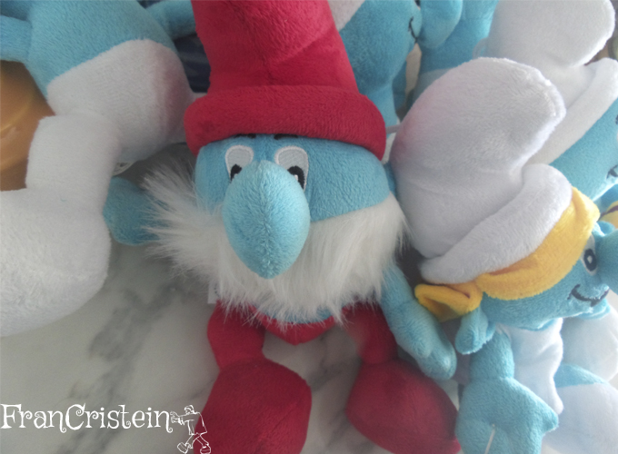 aliexpress smurfs 2