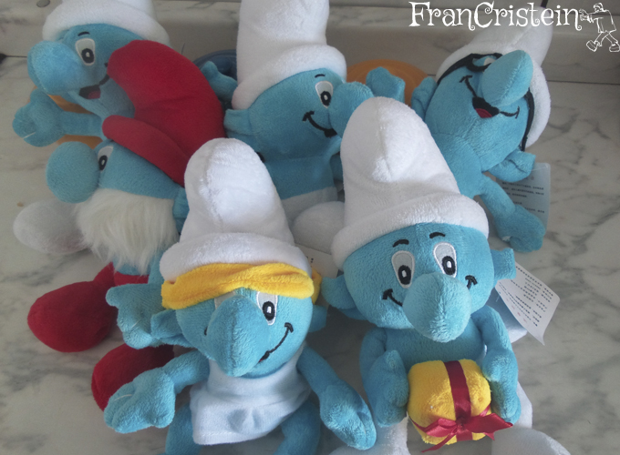 aliexpress smurfs