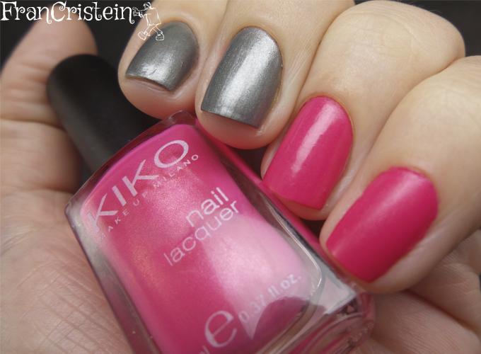 Kiko 311 + Hipnose Colorama 2