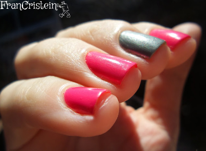 Kiko 311 + Hipnose Colorama 4