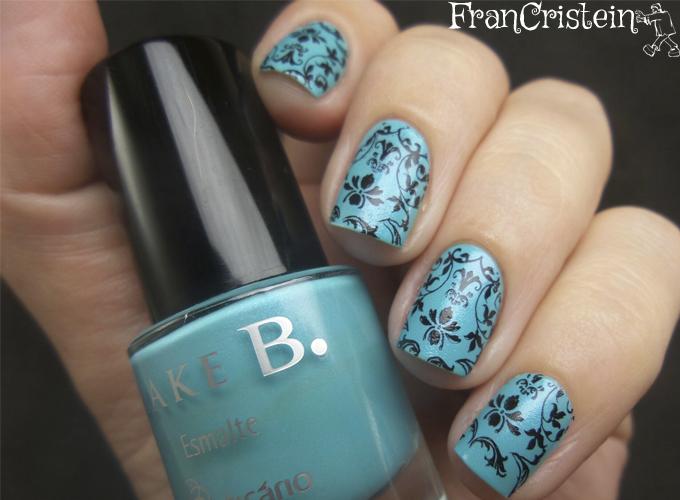 ethereal blue boticário + pueen 3