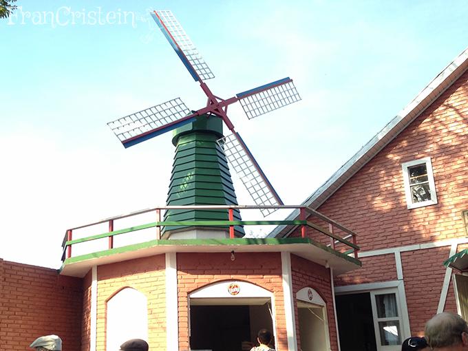 Moinho dos holandeses
