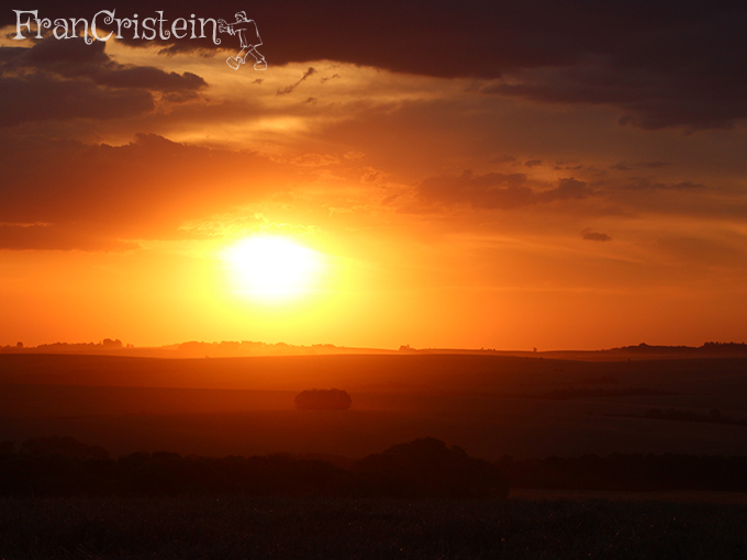 Pôr-do-sol <3