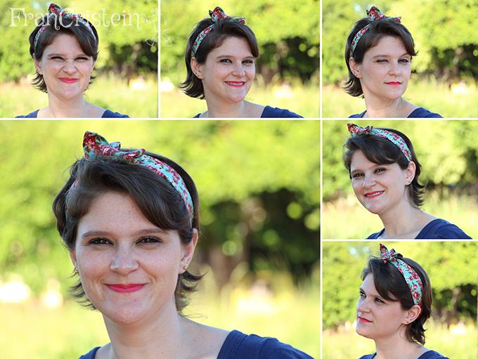 Faces de Franciele, você vê por aqui