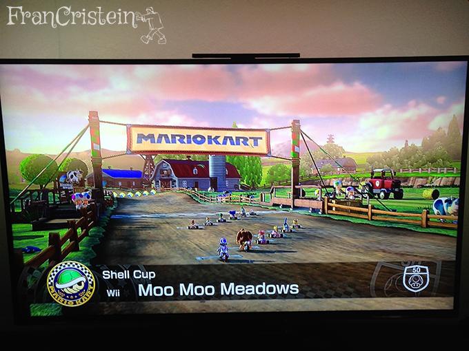 Mario Kart: Cris X Bi