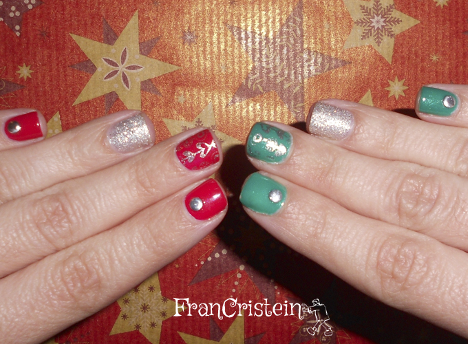 candy angel unhas natalinas 5