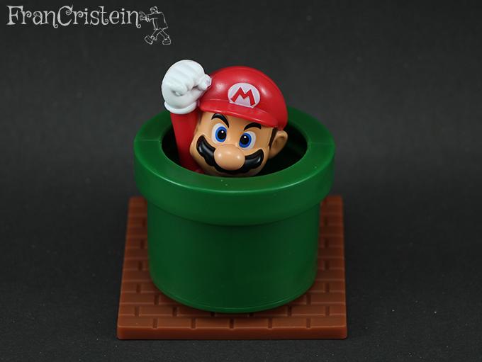 Mario abaixado