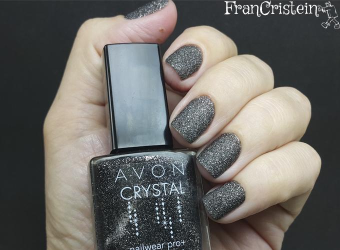 avon preto crystal