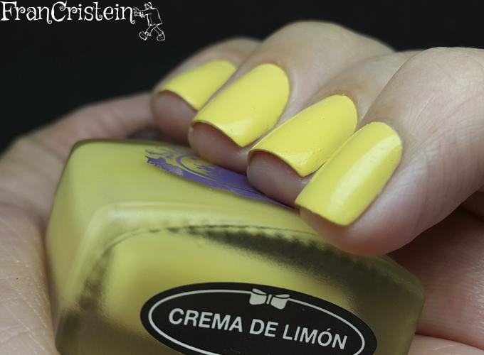crema de limón - lime crime 2
