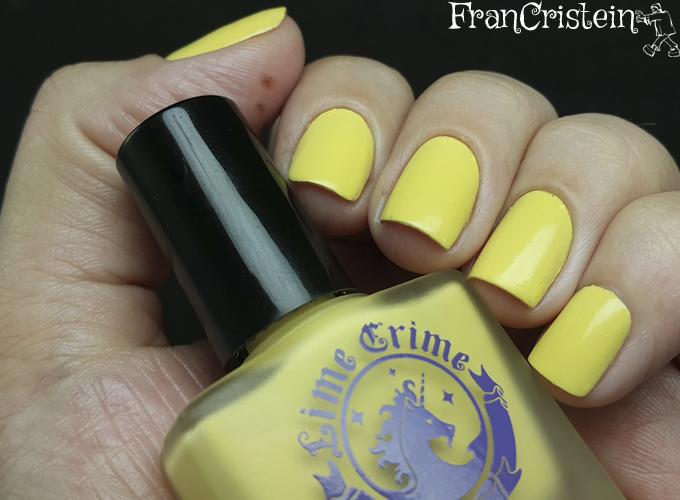 Lime Crime - Crema de Limón