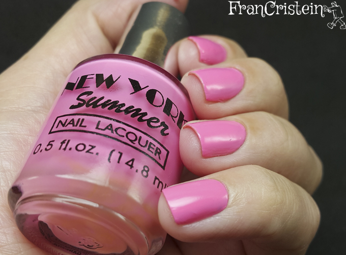 new york summer 7 hot pink 2