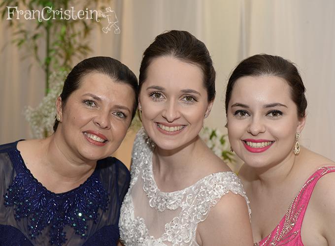 Duas das pessoas mais importantes da minha vida, minha mãe e minha irmã