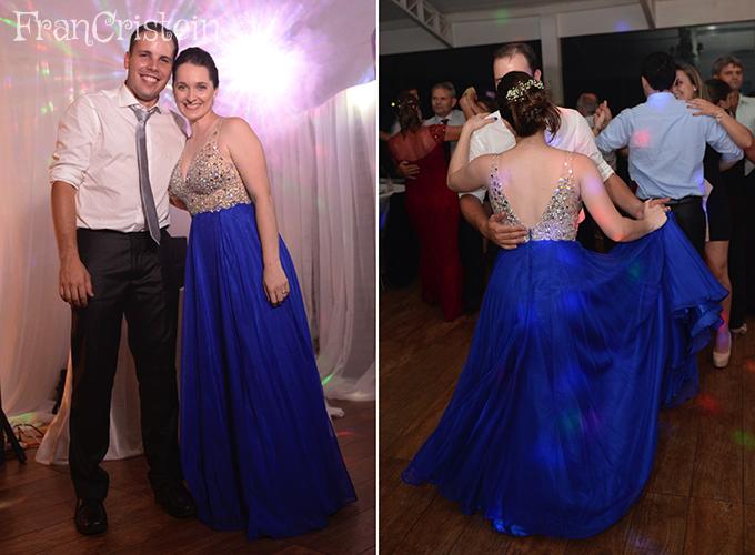 Só para mostrar meu vestido Electric Blue perfeito