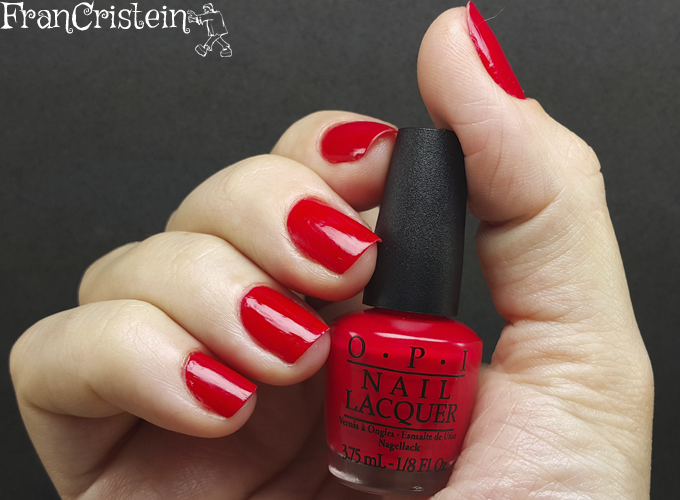 opi Coca cola red - coca cola