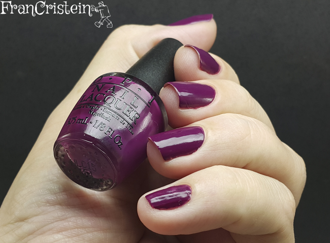opi get cherried away - coca cola 2