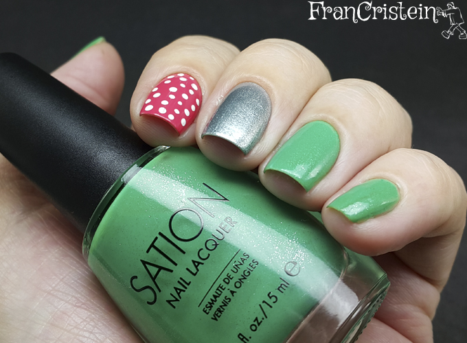 Sation Plenty of frogs + Maybelline Coral Craze + Risqué Guto fez o pedido (1)