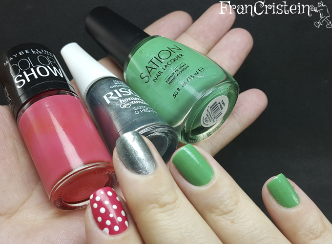 Sation Plenty of frogs + Maybelline Coral Craze + Risqué Guto fez o pedido (2)