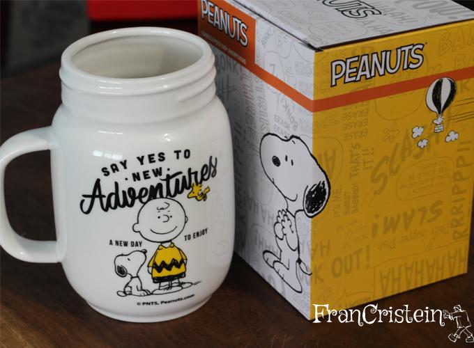 Caneca Snoopy Imaginarium